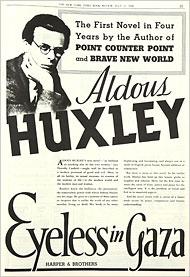 grey eminence huxley aldous bradshaw david
