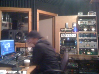 Mastering the new Roger Green album
