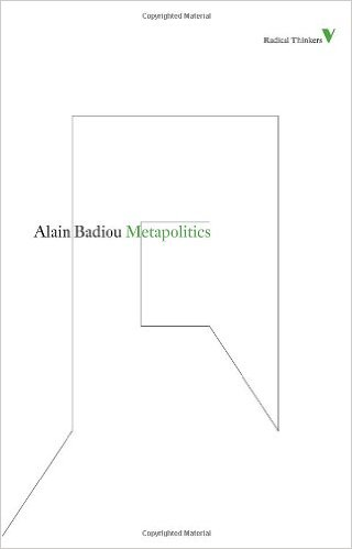 Badiou metapolitics