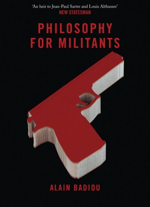 Badiou militant